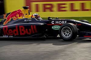 GP3 Son dakika Red Bull, Kari'yi Formula 1 gelişim programından düşürecek
