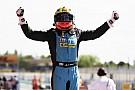 GP3 Новый пилот по развитию Haas впервые выиграл гонку GP3
