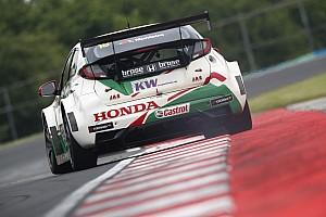 WTCC Ultime notizie A Budapest arriva la prima vittoria stagionale nel MAC3 per la Honda