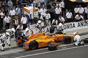 L'Indy 500 sera disputé par une entité 100% McLaren