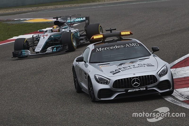 Análisis: Cómo el safety car nos robó la batalla Hamilton vs Vettel