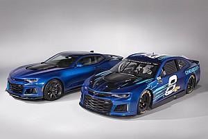 Monster Energy NASCAR Cup Konferensi pers Camaro ZL1: wajah baru Chevrolet di arena NASCAR