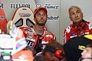 MotoGP Pas d'empressement chez Ducati pour confirmer les pilotes