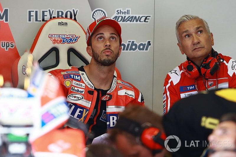 Pas d'empressement chez Ducati pour confirmer les pilotes