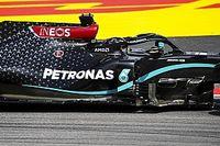 """Hamilton: """"Yarış tempomuz Red Bull'la yakın görünüyor"""""""