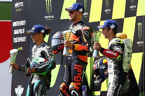 「僕にできなかったことをやり遂げた」ザルコ、KTMで勝利のビンダーを称賛