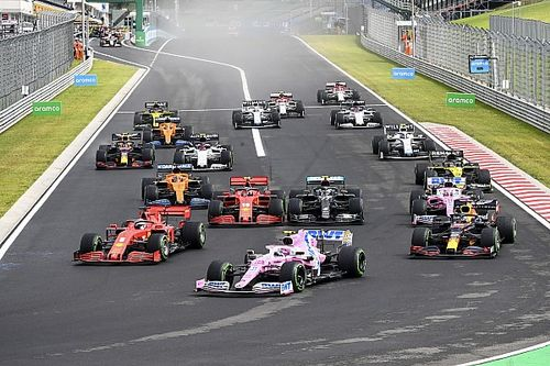 Live bei Sky: Alle TV-Infos zum Formel-1-Rennen in Budapest 2021!