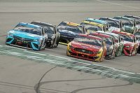 Truex admits he 'took away Harvick's chance to win' with contact