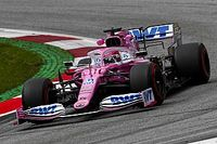 "Perez says Racing Point can't ""get too excited"" despite P3"