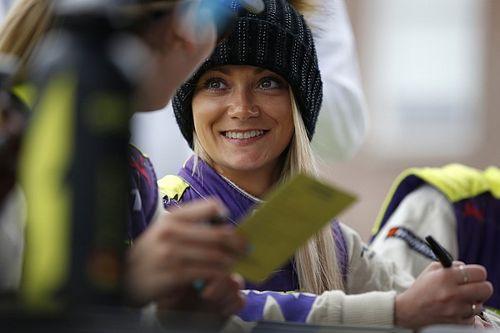 W Series racer Jess Hawkins to make BTCC debut