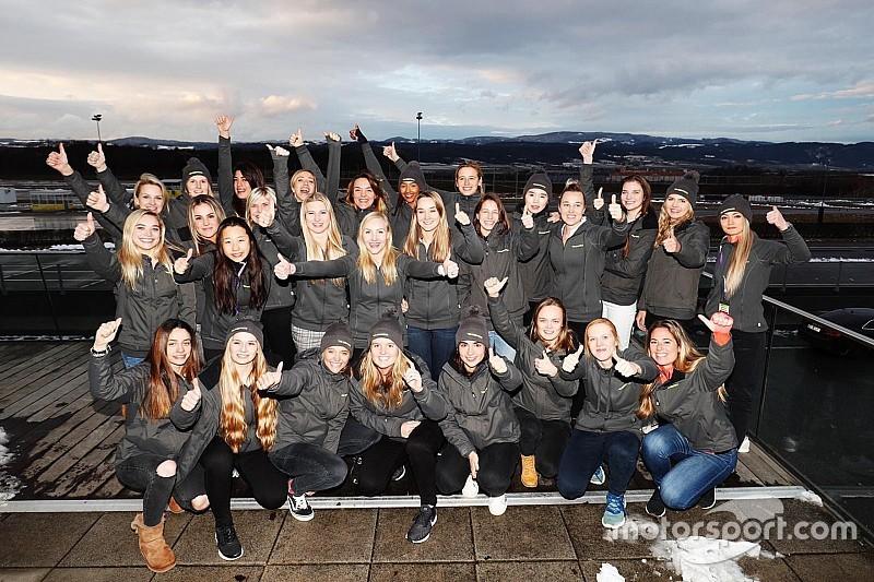 W Series, finale kalan 28 kadın sürücüyü açıkladı