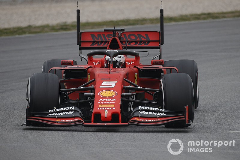 Vettel elnevezte a 2019-es F1-es Ferrarit: ez lett a név