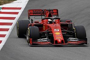 Vettel ilk Barcelona testinin ardından çok mutlu