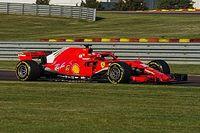 Ferrari FDA: ecco Shwartzman sulla SF71H a Fiorano