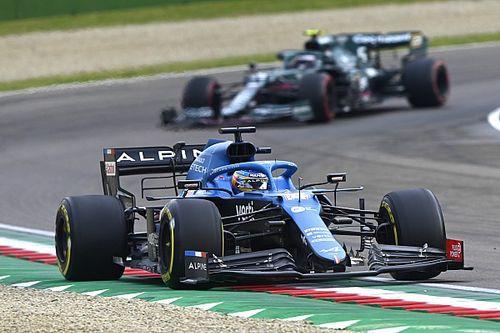 Alonso: ''Takımda yeni olmam, mevcut formum için bir bahane olamaz''