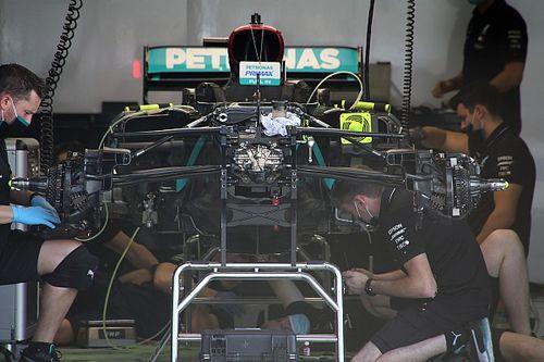 Análise técnica: Por que a Mercedes não explora todo o potencial do DED?