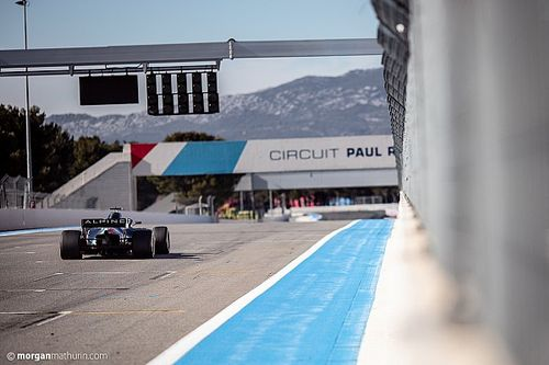 Cambios en Paul Ricard para la F1 de 2022