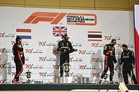 Domenicali: F1 may not have podiums after sprint race