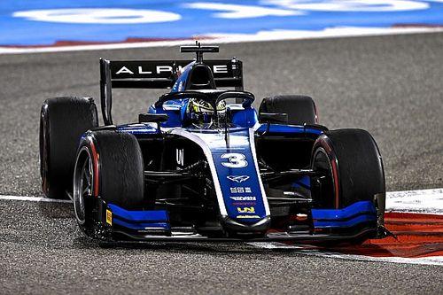 Bahreyn F2: Yakın mücadelede zafer Zhou'nun!