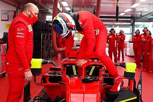 Alesi, Armstrong make Ferrari F1 test debuts at Fiorano