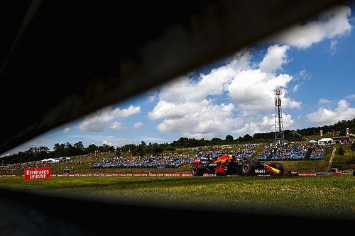 F1ハンガリー予選速報:ハミルトンがスペインGP以来のポールポジション獲得! 角田はQ1敗退の16番手