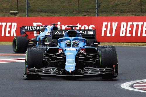 ¡Alonso volvió a liderar un Gran Premio siete años después!