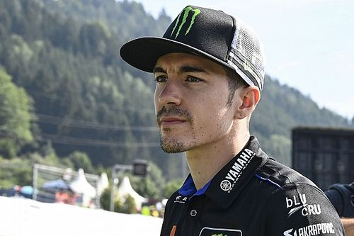 Vinales apologises to Yamaha following MotoGP suspension