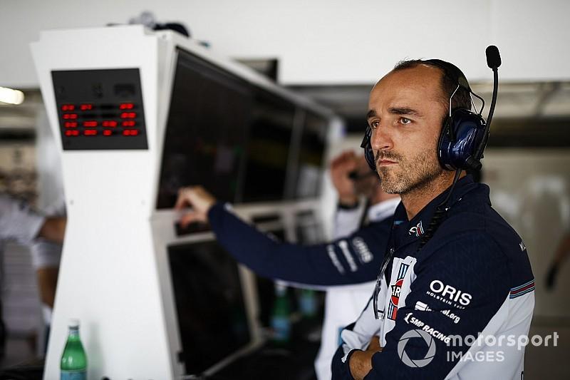 Kubica negocia para ser piloto de desenvolvimento da Ferrari