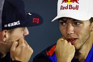 Red Bull: Gasly ve Verstappen birbirleriyle yarışmakta özgür olacak