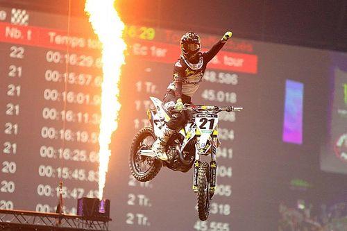 Jason Anderson fa suo il Supercross di Parigi