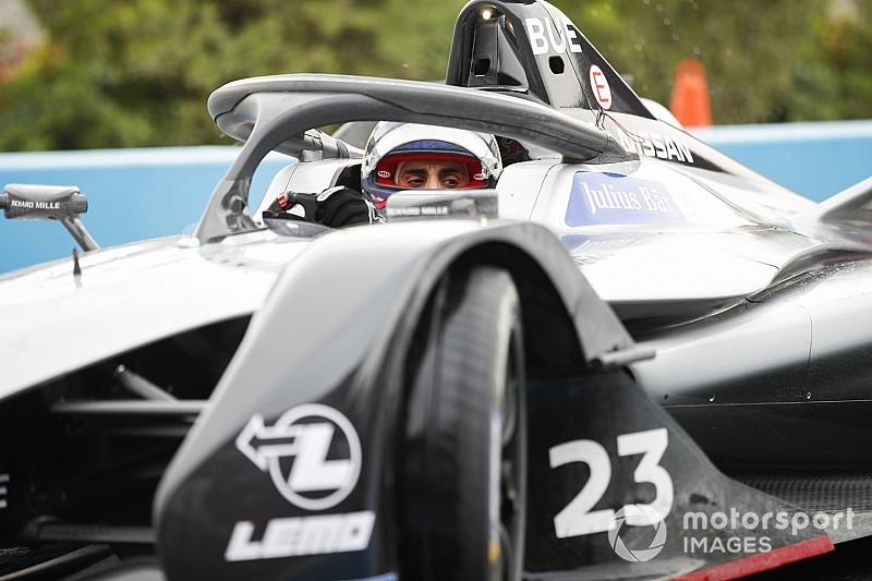 Diaporama : les suisses Buemi et Mortara dans le Ad Diriyah E-Prix en Formule E