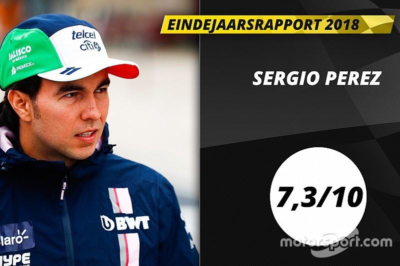 Eindrapport Sergio Perez: Stabiele routinier ondanks controverse