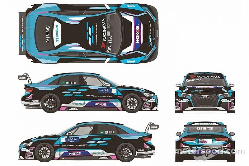 Il Teamwork Motorsport pronto al debutto con l'Audi di Tse a Macao