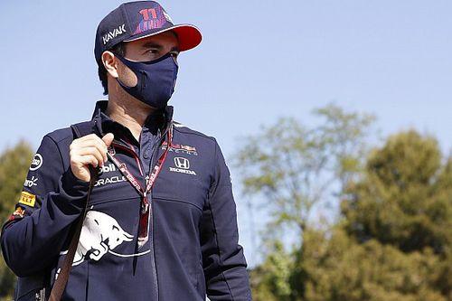 Perez Yakin Nyeri Bahu Hilang Saat Lomba