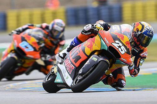 Moto2フランス決勝:フェルナンデスが逃げ切り今季2勝目。小椋藍は粘りのレースで7位フィニッシュ