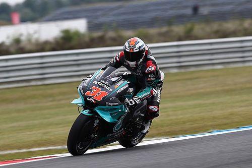 """Gerloff: """"Es extraño ver la moto de Rossi al otro lado del box"""""""