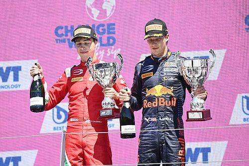 F3 Red Bull Ring: Novalak ve Nannini çarpıştı, Hauger kazandı