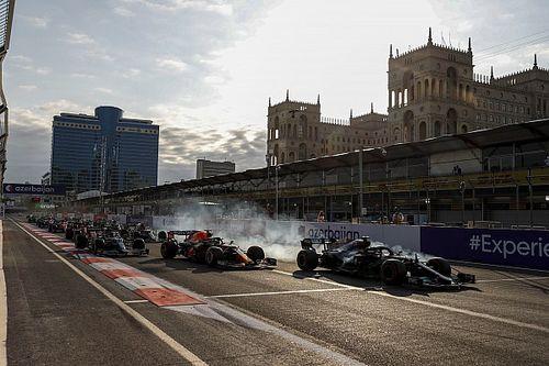 F1: Mercedes revisará sistema de freio após erro de Hamilton em Baku