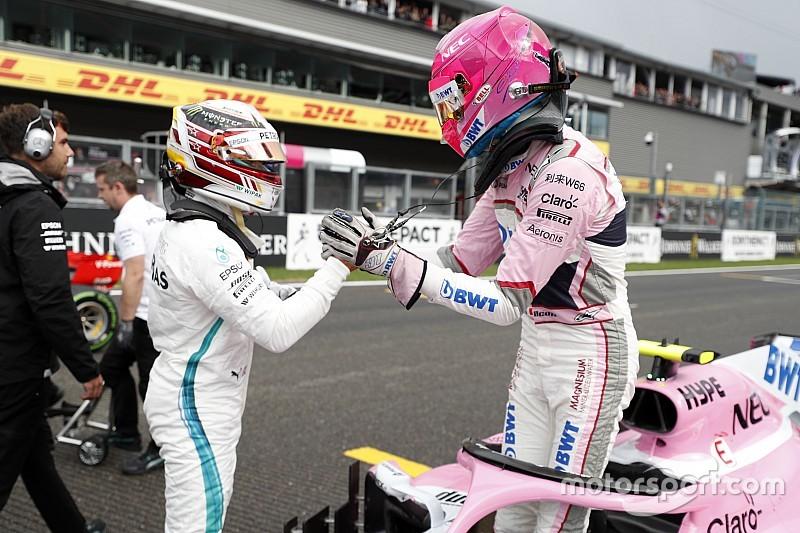 """Mercedes weegt """"alle opties af"""" voor nauwere samenwerking met Force India"""