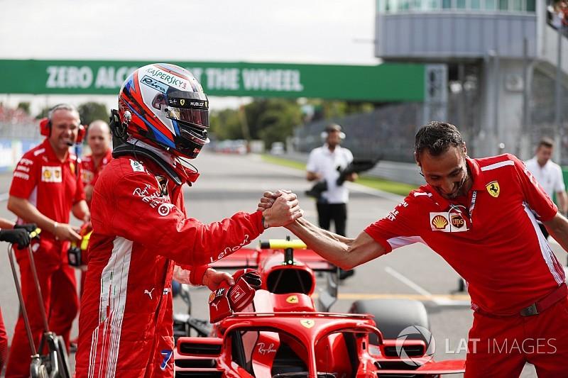 Kulisszatitkok Monzából: Őrült Kimi-pole, Hamilton karikatúra és garantált Ferrari-győzelem?