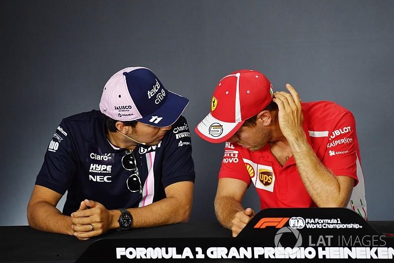 Pérez visszautasította a McLarent