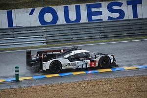 24 heures du Mans Résumé de qualifications La pluie fige la grille provisoire des 24 Heures du Mans