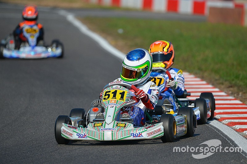 Sobrinho de Barrichello estreia no Skusa Supernationals