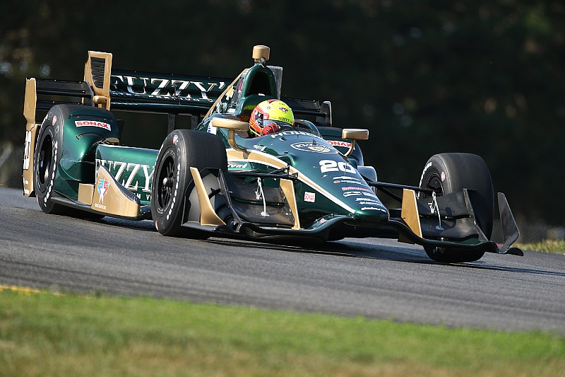 Pigot to return to Ed Carpenter Racing