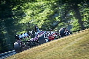 Indy Lights Qualifying report Urrutia takes brilliant pole at Mid-Ohio