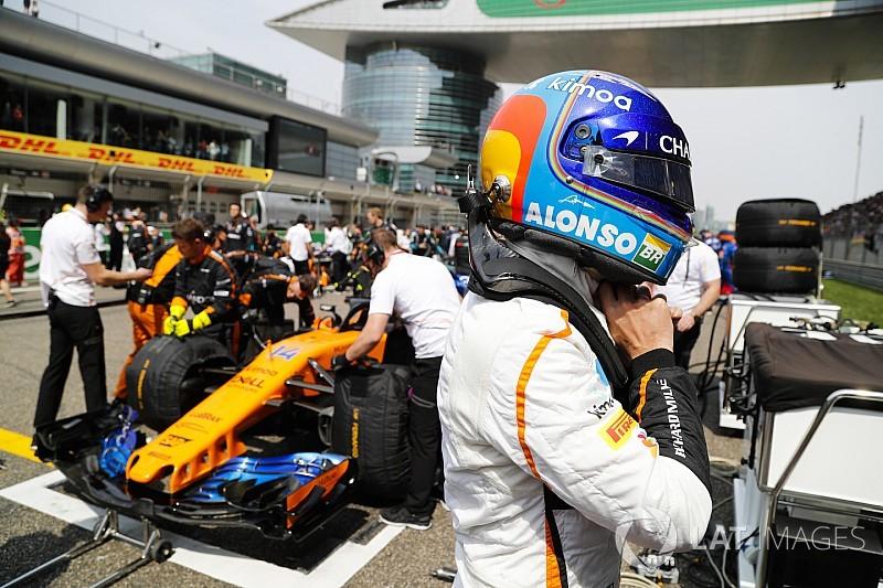 """New fuel limit no quick fix for """"fantastic racing"""" - Alonso"""