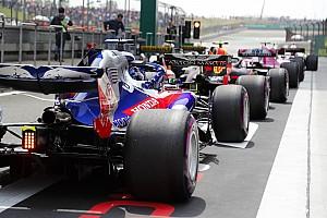 Forma-1 Motorsport.com hírek A Kínai Nagydíj kulisszái mögött: az F1-es rajtrács