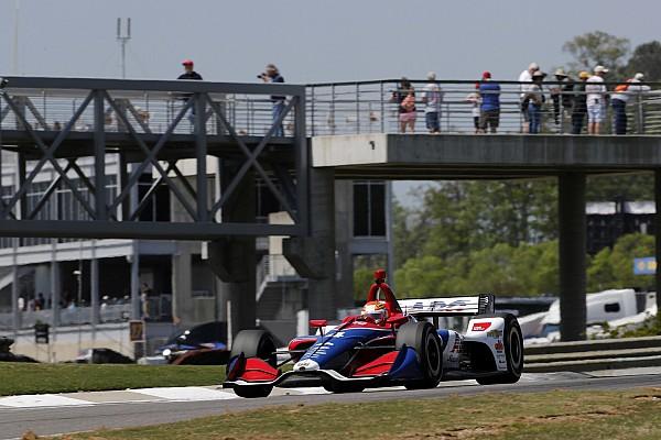 IndyCar Últimas notícias Em 12º, Leist sai feliz com melhor corrida do ano