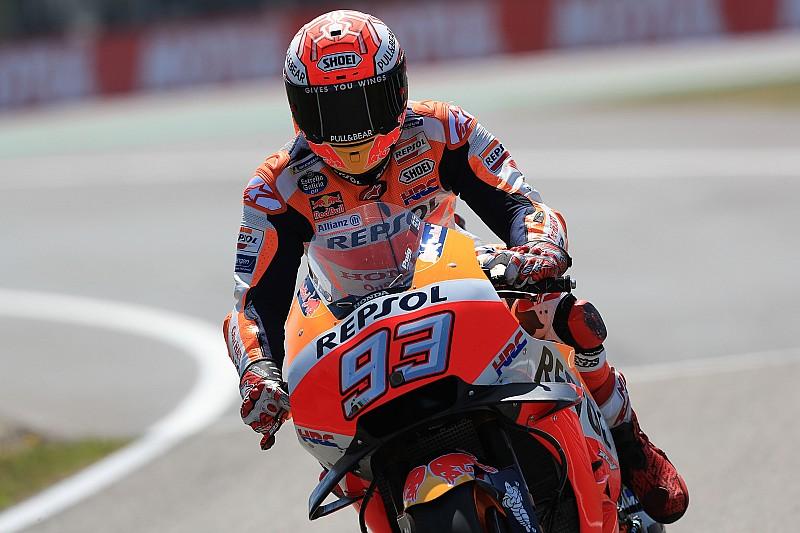 Rengkuh pole, Marquez lebih fokus ke balapan