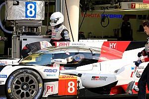 WEC Motorsport.com hírek A WEC-ben ezentúl kereket is lehet cserélni a tankolás alatt?!
